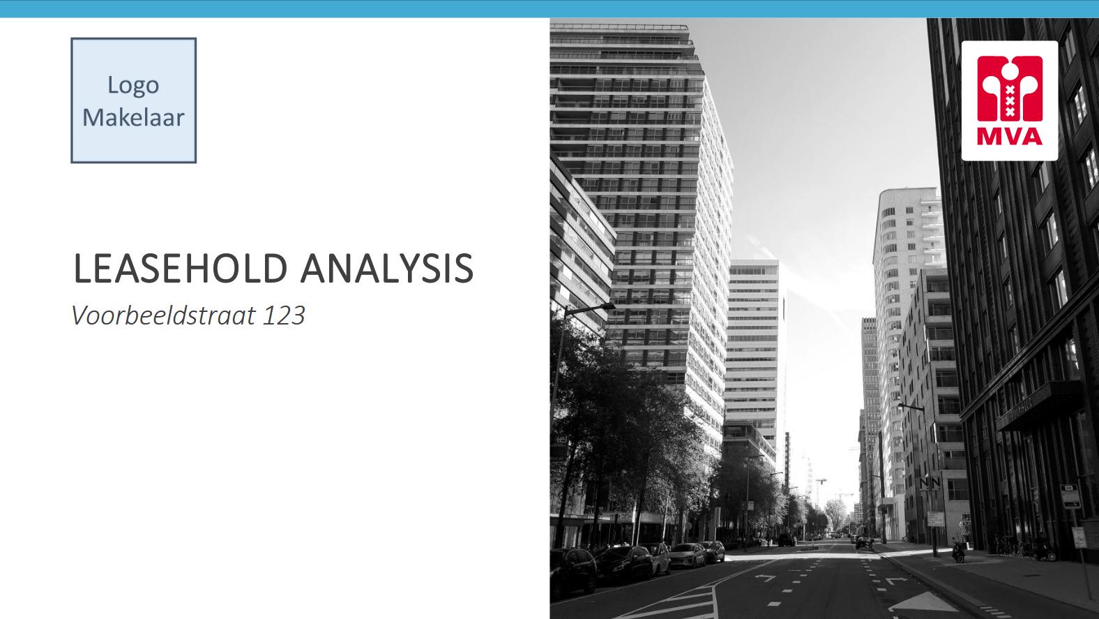 Standaard rapport English